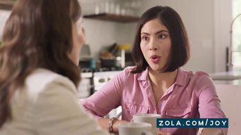 Zola TV Spot, 'Where to Start' - Thumbnail 3