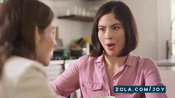 Zola TV Spot, \'Where to Start\'