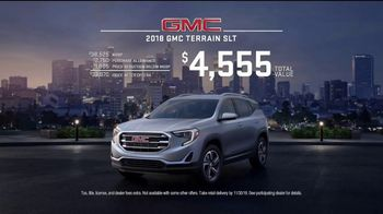 2018 GMC Terrain TV Spot, 'The Strength of an Ant' [T2] - 822 commercial airings