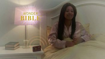 Wonder Bible TV Spot, 'The Bible That Speaks' Featuring Pat Boone - Thumbnail 3