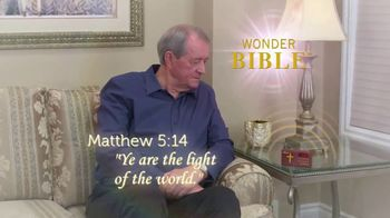 Wonder Bible TV Spot, 'The Bible That Speaks' Featuring Pat Boone - Thumbnail 7