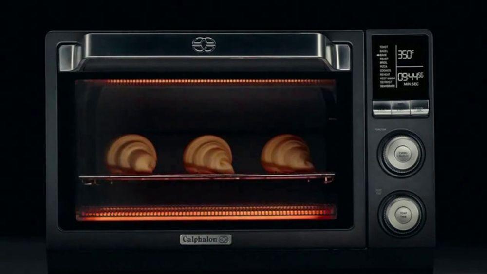 Calphalon Quartz Heat Countertop Oven TV Commercial