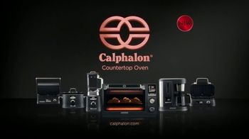 Calphalon Quartz Heat Countertop Oven TV Spot, 'Captivated by the Croissant' - Thumbnail 8