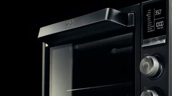 Calphalon Quartz Heat Countertop Oven TV Spot, 'Captivated by the Croissant' - Thumbnail 1