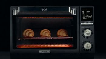 Calphalon Quartz Heat Countertop Oven TV Spot, 'Captivated by the Croissant'