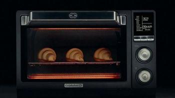Calphalon Quartz Heat Countertop Oven TV Spot, 'Captivated by the Croissant'