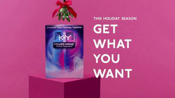 K-Y Brand Yours + Mine TV Spot, 'Holidays' - Thumbnail 10