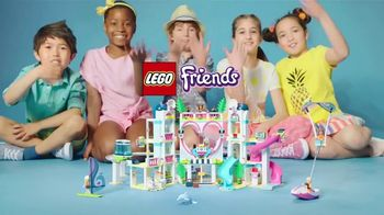 LEGO Friends Heartlake City Resort TV Spot, 'Build, Play and Have Fun' Song by Jasmine Elcock - Thumbnail 1