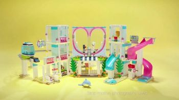LEGO Friends Heartlake City Resort TV Spot, 'Build, Play and Have Fun' Song by Jasmine Elcock - Thumbnail 2