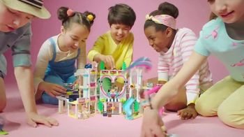 LEGO Friends Heartlake City Resort TV Spot, 'Build, Play and Have Fun' Song by Jasmine Elcock - 1501 commercial airings