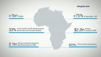 Dangote TV Spot, 'Forefront of African Enterprise' - Thumbnail 5