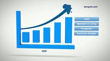 Dangote TV Spot, 'Forefront of African Enterprise' - Thumbnail 9