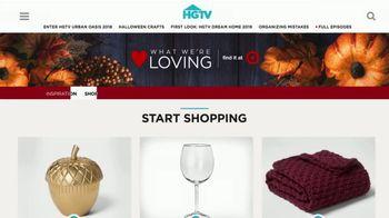 Target TV Spot, 'HGTV: What We're Loving: Gathering' - Thumbnail 7