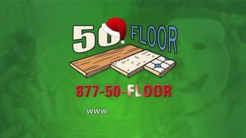 50 Floor TV Spot, 'Holidays: 'Tis the Season' Featuring Richard Karn - Thumbnail 9