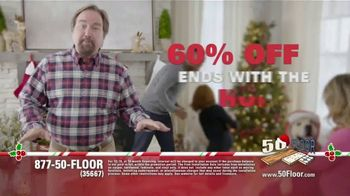 50 Floor TV Spot, 'Holidays: 'Tis the Season' Featuring Richard Karn - Thumbnail 6