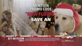 50 Floor TV Spot, 'Holidays: 'Tis the Season' Featuring Richard Karn - Thumbnail 7