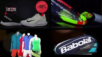 Tennis Express Friends & Family Sale TV Spot, 'Shoes, Apparel and Rackets' - Thumbnail 3