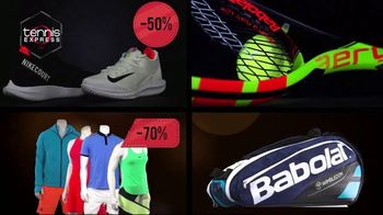 Tennis Express Friends & Family Sale TV Spot, 'Shoes, Apparel and Rackets' - Thumbnail 5