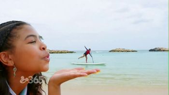 Disney Aulani TV Spot, 'Fun in the Sun' Featuring Navia Robinson, Laya Hayes
