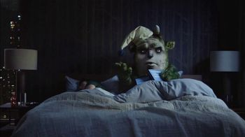 POM Wonderful TV Spot, 'Get Rid of Your Worry Monster: Sleeping'