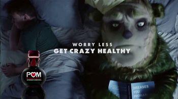 POM Wonderful TV Spot, 'Get Rid of Your Worry Monster: Sleeping' - Thumbnail 10
