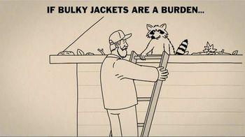 Duluth Trading Fire Hose Limber Jac TV Spot, 'Mischievous Raccoon'