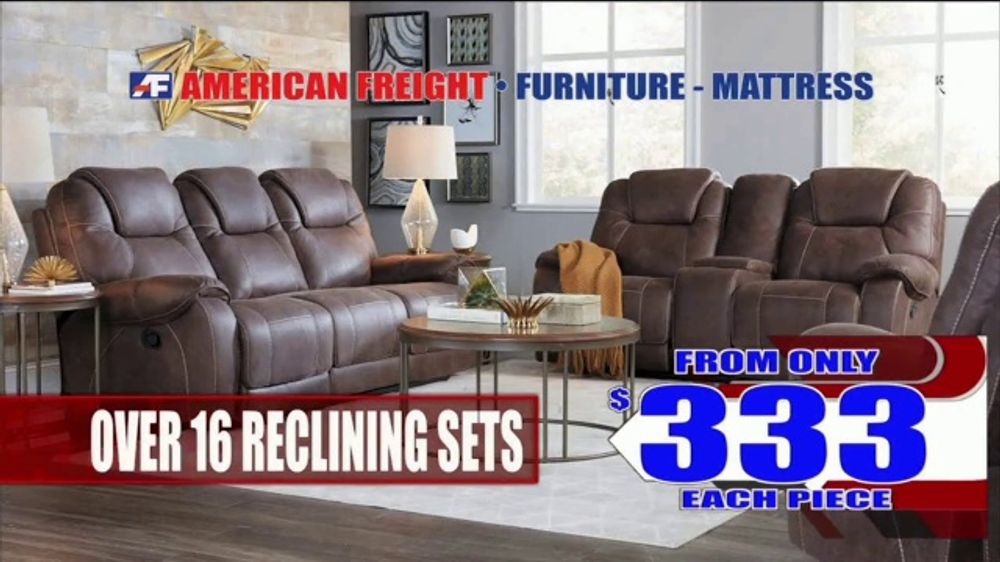 American Freight The Big Sale Tv Commercial Take It Home