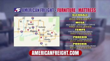 American Freight The Big Sale TV Spot, 'Take It Home' - Thumbnail 10