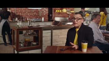 Sprint TV Spot, 'Coffee Shop Talk'