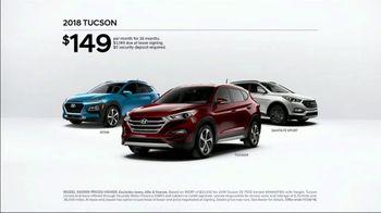 2018 Hyundai Tucson TV Spot, 'Built Right In' [T2] - Thumbnail 9