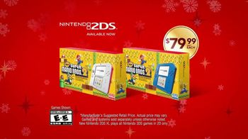 Nintendo 2DS XL TV Spot, 'Join the World of Nintendo This Holiday' - Thumbnail 10