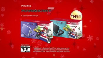 Nintendo 2DS XL TV Spot, 'Join the World of Nintendo This Holiday' - Thumbnail 9