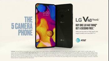 LG V40 ThinQ TV Spot, 'Reviews: BOGO' Song by Jamie Lono - Thumbnail 9
