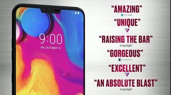 LG V40 ThinQ TV Spot, \'Reviews: BOGO\' Song by Jamie Lono