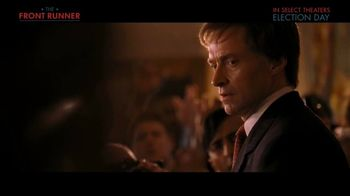 The Front Runner - 677 commercial airings