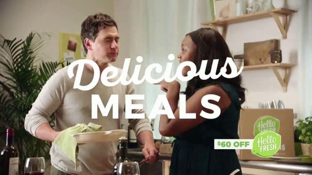 HelloFresh TV Commercial, 'Cook, Eat, Repeat'