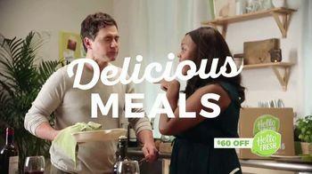 HelloFresh TV Spot, 'Cook, Eat, Repeat'