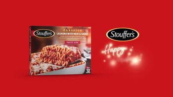 Stouffer's Party Size Lasagna With Meat & Sauce TV Spot, '2018 Holidays: Keeps Them Coming Back' - Thumbnail 10