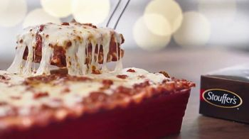 Stouffer's Party Size Lasagna With Meat & Sauce TV Spot, '2018 Holidays: Keeps Them Coming Back' - Thumbnail 4