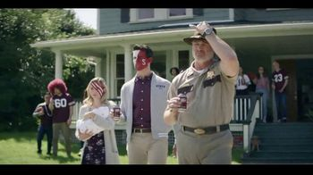 Dr Pepper TV Spot, 'Encroachment' Featuring Brain Bosworth - 1740 commercial airings