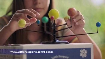 Little Passports Science Expeditions TV Spot, 'Curious Minds' - Thumbnail 1