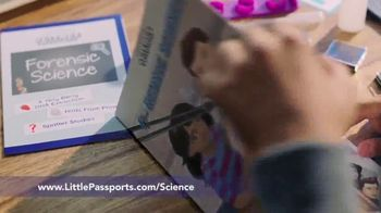Little Passports Science Expeditions TV Spot, 'Curious Minds' - Thumbnail 2