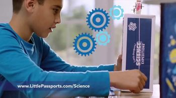 Little Passports Science Expeditions TV Spot, 'Curious Minds'