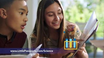 Little Passports Science Expeditions TV Spot, 'Curious Minds' - Thumbnail 5