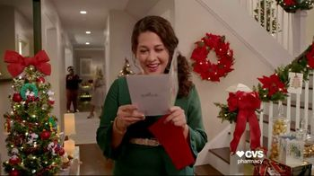 CVS Pharmacy TV Spot, 'Holidays: Every Little Thing: $10 Cash Card' - Thumbnail 1