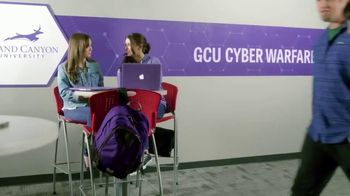 Grand Canyon University TV Spot, 'Online Cyber Security' - Thumbnail 7