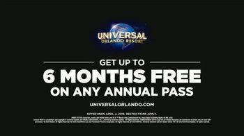 Universal Orlando Resort TV Spot, 'Own It Like a Passholder' - Thumbnail 8