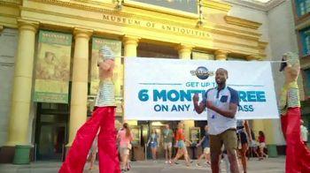 Universal Orlando Resort TV Spot, 'Own It Like a Passholder' - Thumbnail 4