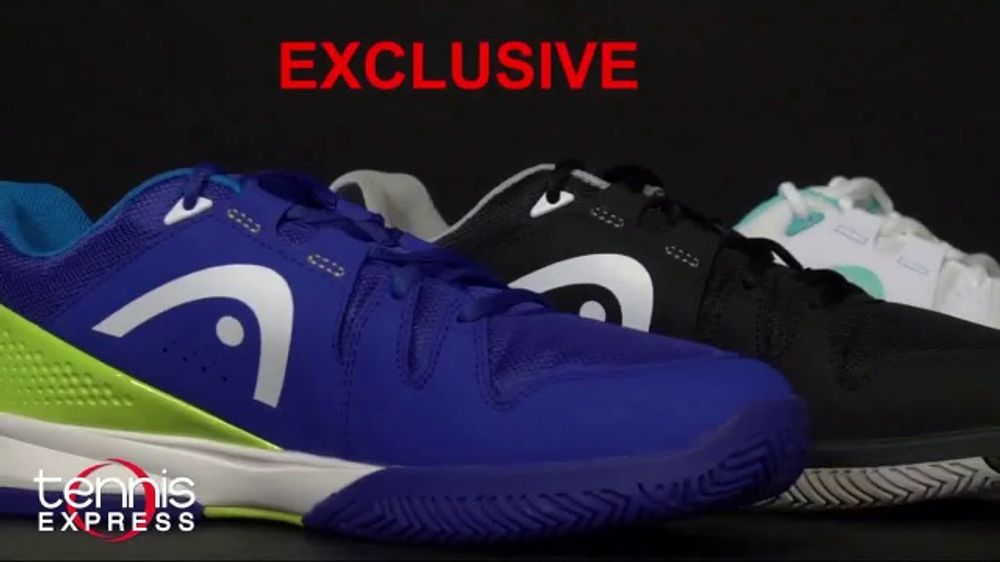 Tennis Express Tv Commercial Limited Edition Shoes Ispot Tv