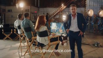 Esurance TV Spot, 'Just Another Dennis Quaid Commercial' - Thumbnail 9